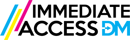 Access Direct Immediate Access DM Logo